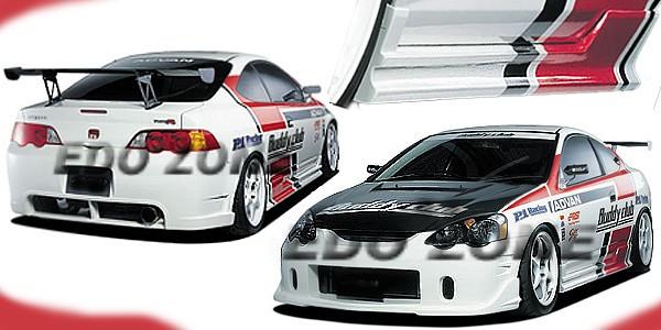 Acura Rsx 2004. 2002-2004 Acura RSX (4-Pcs
