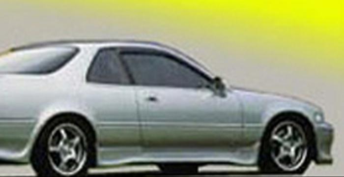 Acura Legend Body Kits Acura Legend Accessories Ground Effect Kit - Acura legend body kit