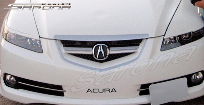 TL Accessories Roof Wing Spoilers Fenders Hood - Acura tl accessories