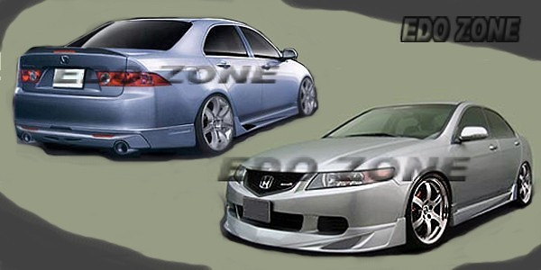 Acura TSX Body Kits T S X Ground Effects - Acura tsx body kit