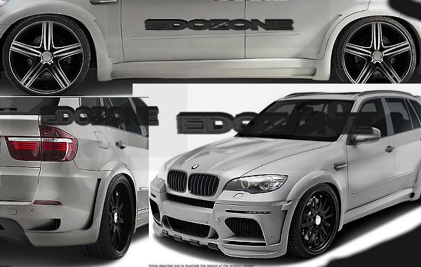 Bmw X5 Body Kits Body Parts Wings And Accessories