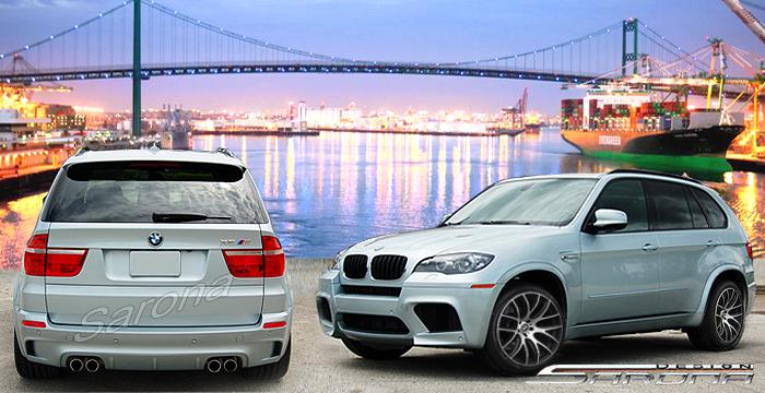2007 2008 2009 2010 2011 2012 BMW X5 Body