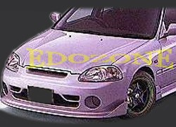 Honda Civic Hatchback Aerodynamics Body Kits Ground