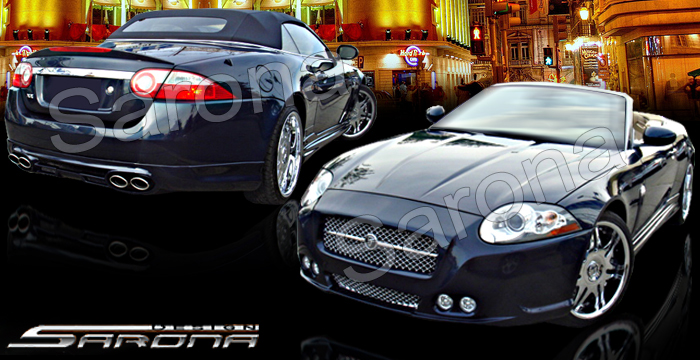 Jaguar Xk Custom Body Kits And Accessories