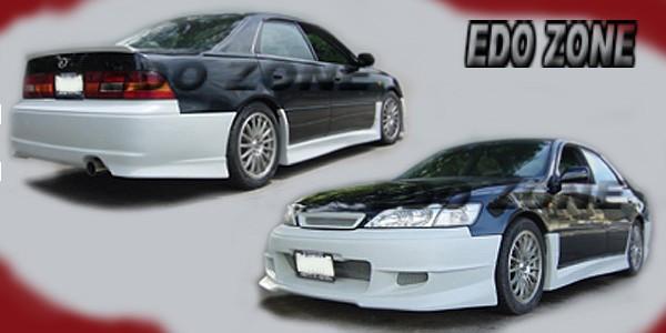 Lexus es300 body kits bumpers spoilers racing style ground effects 1997 01 lexus es300 4 pcs full body kit publicscrutiny Choice Image