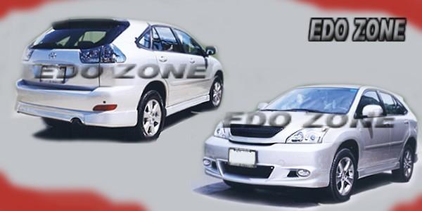 04 Lexus Rx330. 2004-On Lexus RX330 (4-Pcs