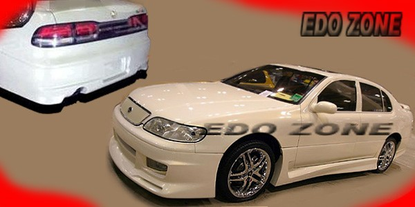 Lexus Gs Body Kits