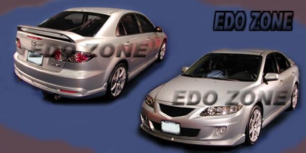 2003-On Mazda 6