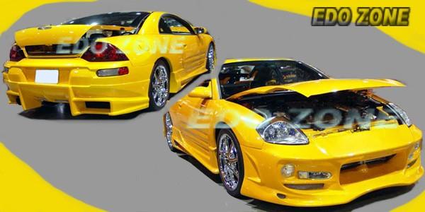 2001 Mitsubishi Eclipse Body Kits Mitsubishi Eclipse Sport Body