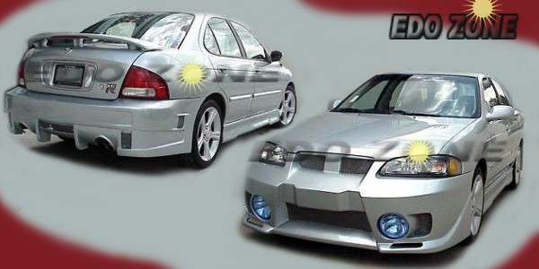 nissan altima 1995 to 2006 body kit / nissan sentra racing style