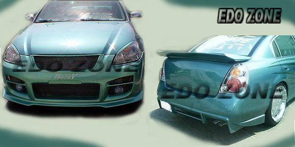 2002-04 Nissan Altima 4-pcs