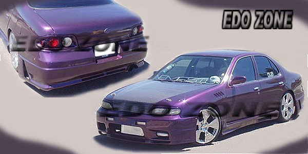 nissan altima 1995 to 2006 body kit nissan sentra racing style body kits sporty bumpers wide. Black Bedroom Furniture Sets. Home Design Ideas