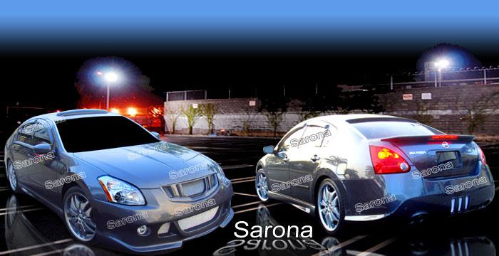 Nissan Maxima Best Quality Lowest Prices Aftermarket Aerodynamics