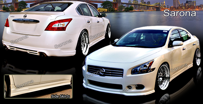 Nissan Maxima 2014 Body Kit Autos Post