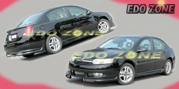 On Saturn Ion Dr Body Kit