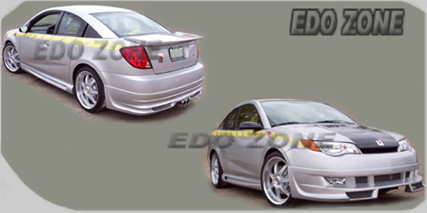 Body Kit Saturn ION 2003 ON 2DR (4 Pcs Lip Kit) Kit #