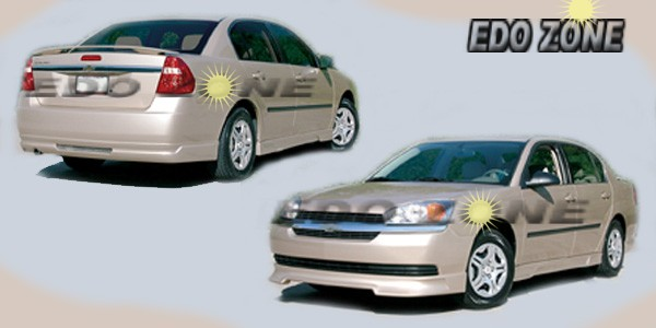 2004 On 4 Dr Chevrolet Malibu Pcs Add Lip Kit 30p Z199 1 008 00 Now Call Painted Available For
