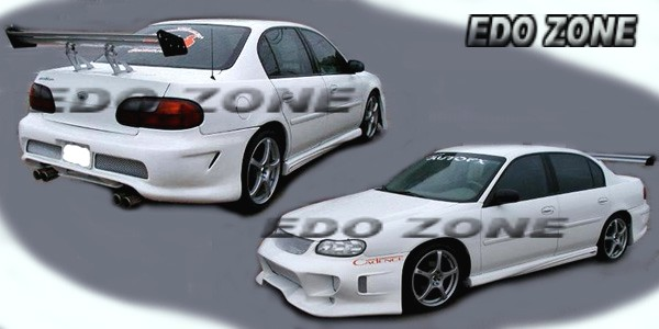 Chevy Chevrolet Malibu Body Kits Sport Racing Style Pers Parts Kit Bodykit