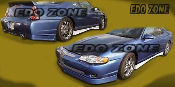 Body Kit Includes Front Per 2 Side Skirts Rear Search For More Chevy Monte Carlo Kits Accessories