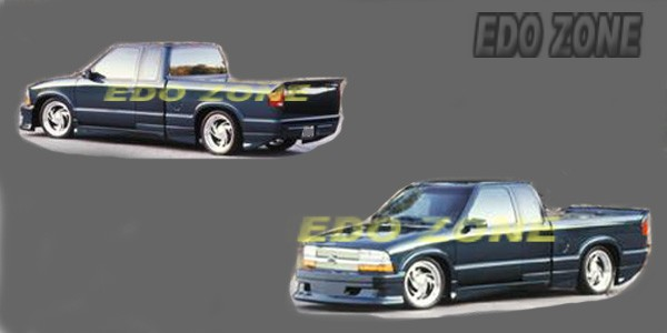 1998-99-2000-2001-2002-2003-2004 Chevy/Chevrolet S10 Parts Body Kits Accessories