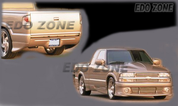 Chevy S 10 Accessories