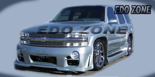 Tahoe Platinum Rear F