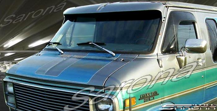 Chevrolet Chevy Cadillac SUV/VAN/Truck hoods accessories