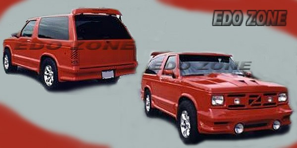 1982 1994 Chevrolet S 10 Blazer Gmc Jimmy 2 Dr Accessories Body