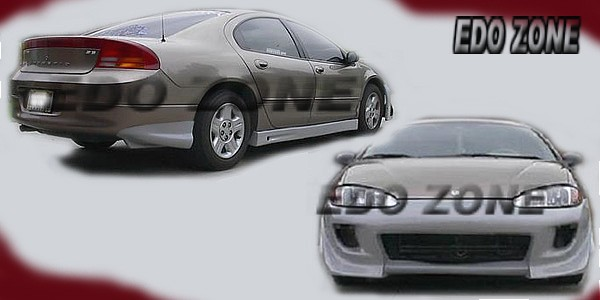 1998-2003 DODGE Intrepid (5-Pcs Body Kit) Kit # 17-XDGG $679.00
