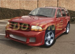 Durango Body Kit Includes Front Rear Pers 2 Side Skirts Search For More Dodge Parts Ground Effects Kits Accessories Spoilers