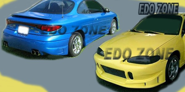1997 2002 Ford 4 Dr Pcs Full Body Kit