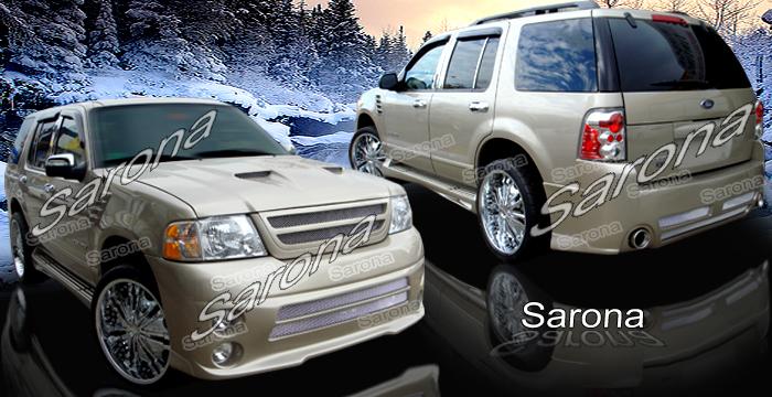 Ford Limited-Platinum-SVT Raptor-King Ranch-EL-FX4-FX2-XLT ...