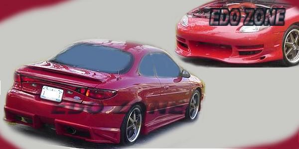 2001 Ford Escort Custom Full Body Kits