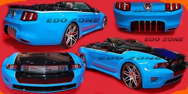 Ford Mustang Gt Cobra V6 Premium V8 Convertible Shelby