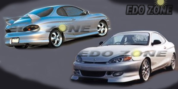 hyundai accent tiburon body kits ground effects spoilers bumpers