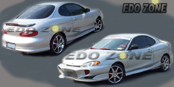 Hyundai Tiburon Performance Pictures