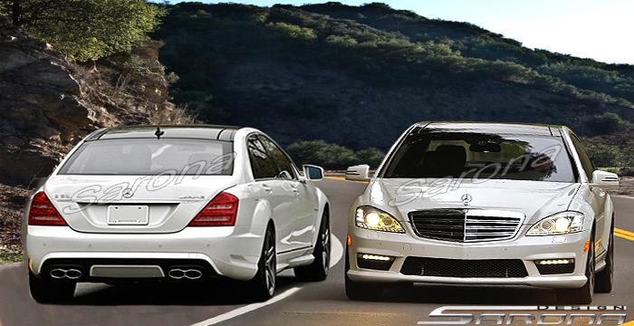 Mercedes Benz S Class Body Kit Sclass W221 S Class W220 W140 Amg Lorinser Wald Body Kits Parts