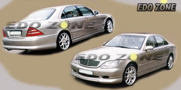 Mercedes Benz S-class Body kit,sclass w221- S class w220-w140- AMG ...