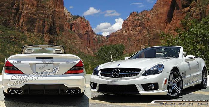 Mercedes W215 W208 R171 R170 R129 Black Series Amg