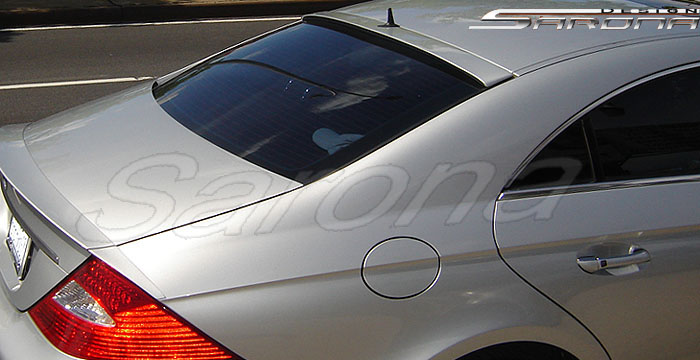 Cls Accessories Mercedes Benz W219 Body Roof Spoilers Wings