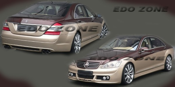 Mercedes s class accessories for Mercedes benz s550 accessories