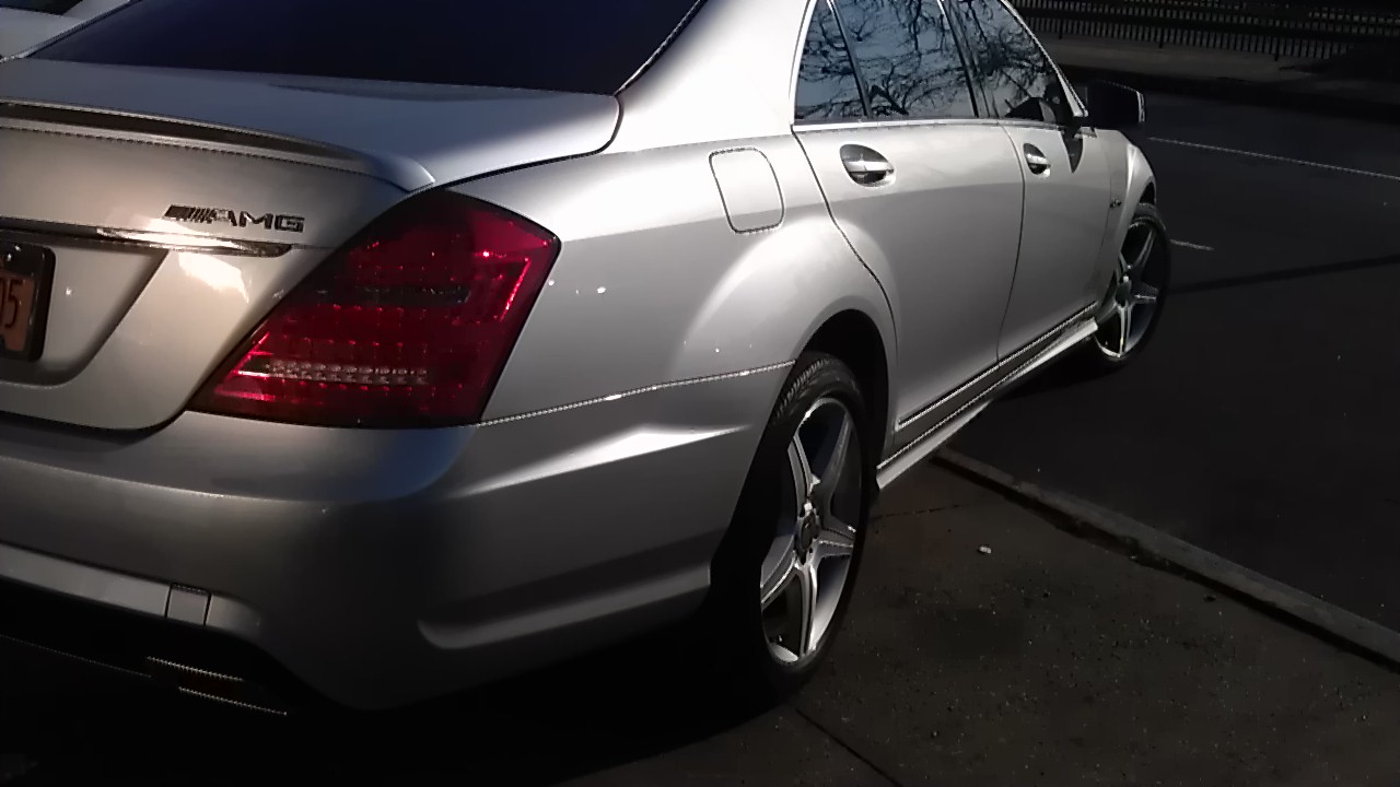 Mercedes benz s for Mercedes benz used body parts
