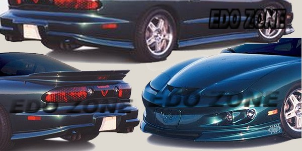 Pontiac Firebird Grand Am Trans Am Sunfire Body Kits