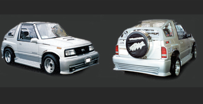 Suzuki Sidekick & GEO Tracker Kits / Ground Effects / Kit ...