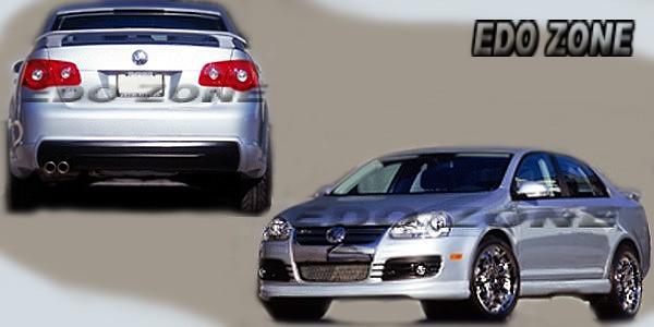 Vw Jetta Body Kits Volkswagen Wide Bodykit Sporty Style
