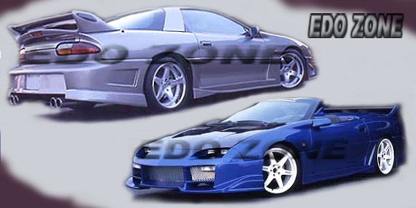 1993-1997 Chevy Camaro (4-Pcs Full Body Kit) Kit # 30-XCCB $ 1,687.00