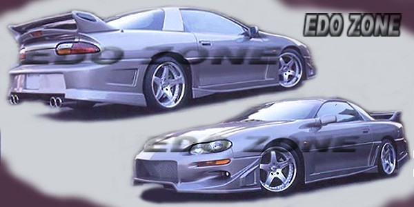 1998-2003 Chevy Camaro (4-Pcs Full Body Kit) Kit # 30-XCCG $ 1,687.00